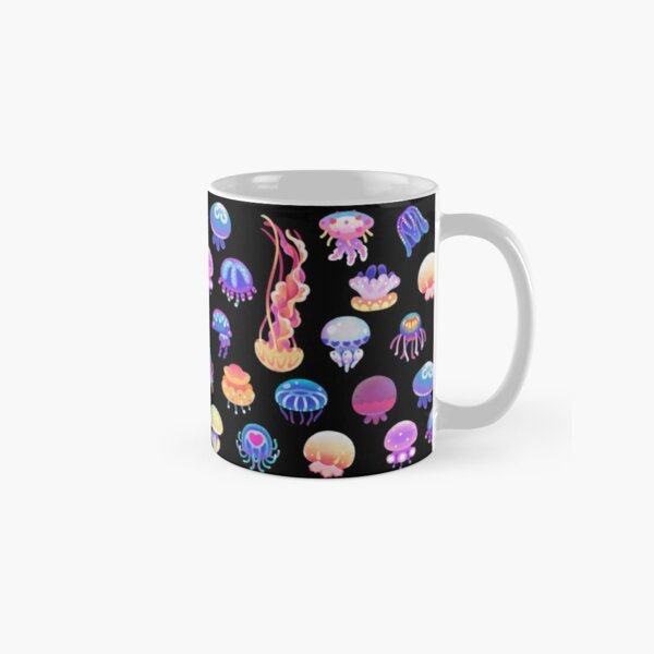 Jellyfish Day Classic Mug