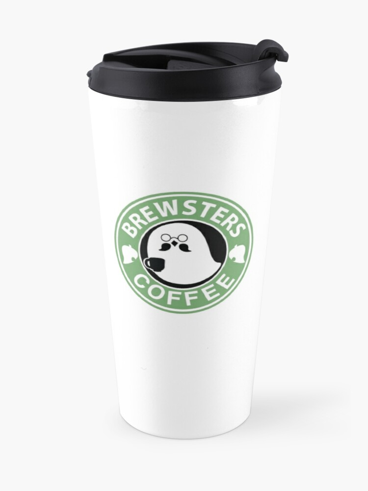 Alternate view of Brewster Travel Mug  Travel Mug