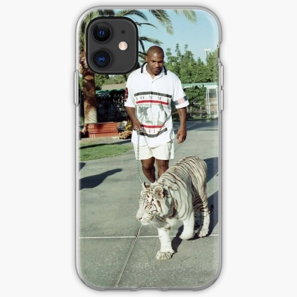 Mike Tyson T shirts iPhone Soft Case