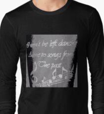"""Ella's Tattoo"" - B&W Clothing Long Sleeve T-Shirt"