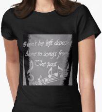 """Ella's Tattoo"" - B&W Clothing Women's Fitted T-Shirt"