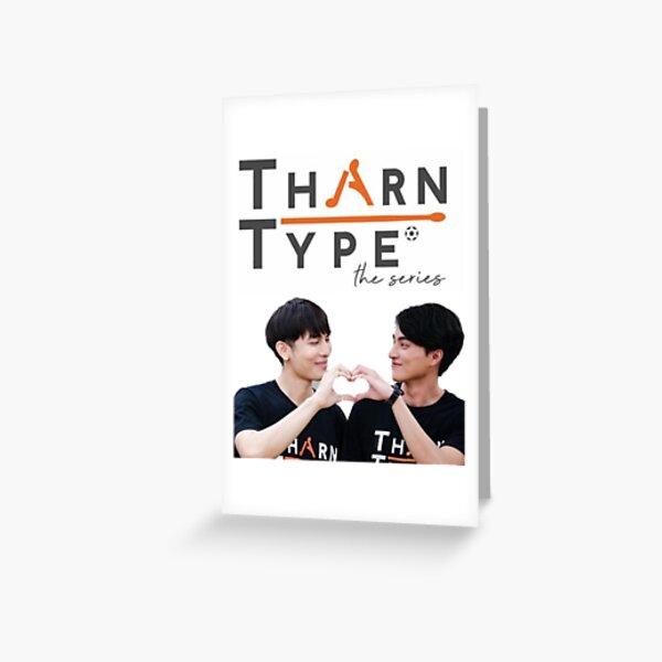 TharnType The Series Carte de vœux