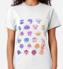 Jellyfish Day - pastel Classic T-Shirt