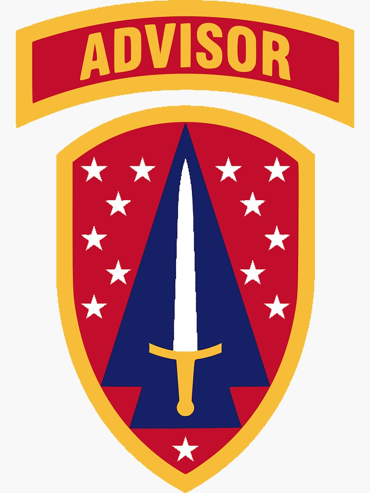 Security Force Assistance Command - US Army by wordwidesymbols