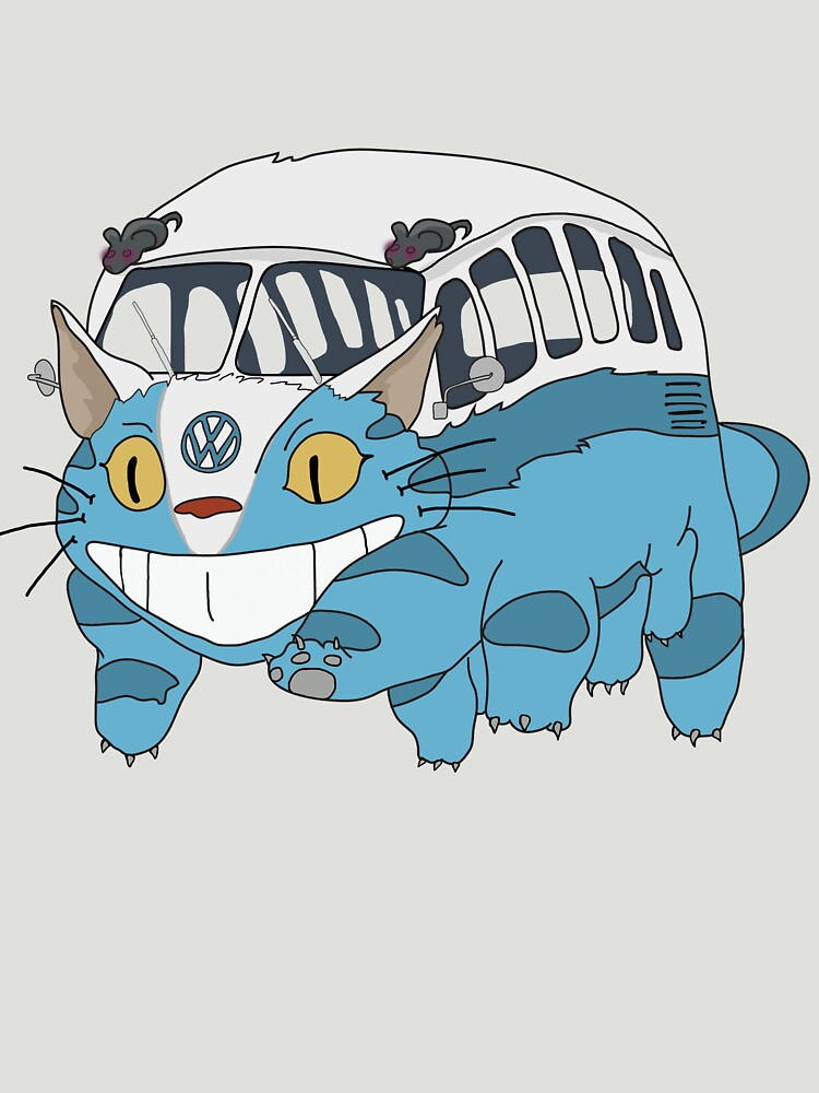VW catbus | Unisex T-Shirt