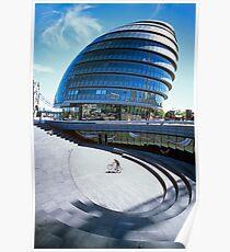 City Hall, London Poster