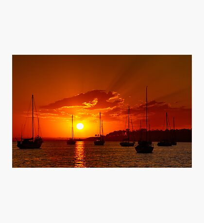 """Corio Dawn"" Photographic Print"