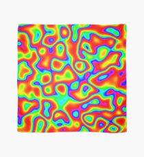 Rainbow Chaos Abstraction II Scarf