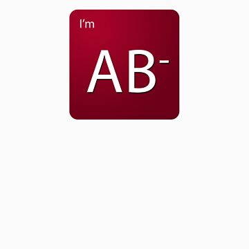 Blood Type - AB negative by Artanis