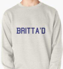 Community - Britta'd Pullover Sweatshirt