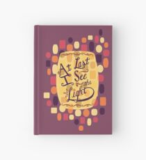Tangled - At Last I See the Light Hardcover Journal