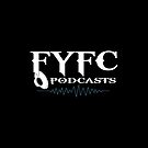 FYFC Podcasts White Logo Swag by FYFCPodcasts