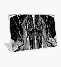 Mathengyger The Warrior, The Disciple and the Crucible of the Witness Laptop Skin
