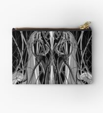 Mathengyger The Warrior, The Disciple and the Crucible of the Witness Zipper Pouch