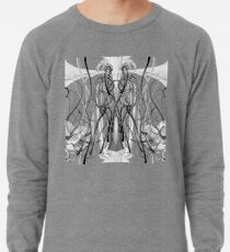 Mathengyger The Warrior, The Disciple and the Crucible of the Witness Lightweight Sweatshirt