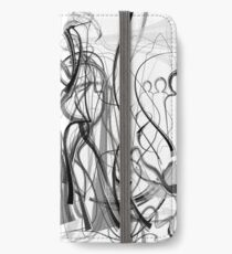 Mathengyger The Warrior, The Disciple and the Crucible of the Witness iPhone Wallet/Case/Skin