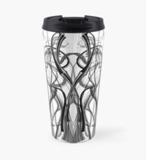 Mathengyger The Warrior, The Disciple and the Crucible of the Witness Travel Mug