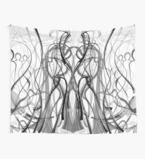 Mathengyger The Warrior, The Disciple and the Crucible of the Witness Wall Tapestry