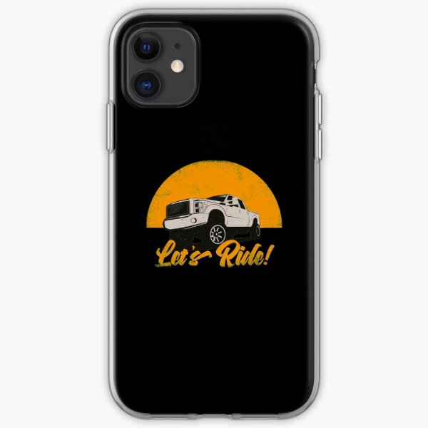 Let's Ride!! iPhone Soft Case