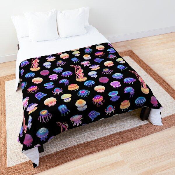 Jellyfish Day Comforter