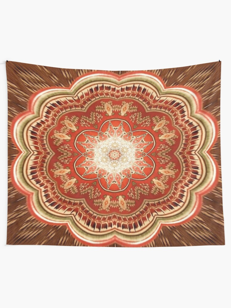 Alternate view of Boho Chic Tapestry