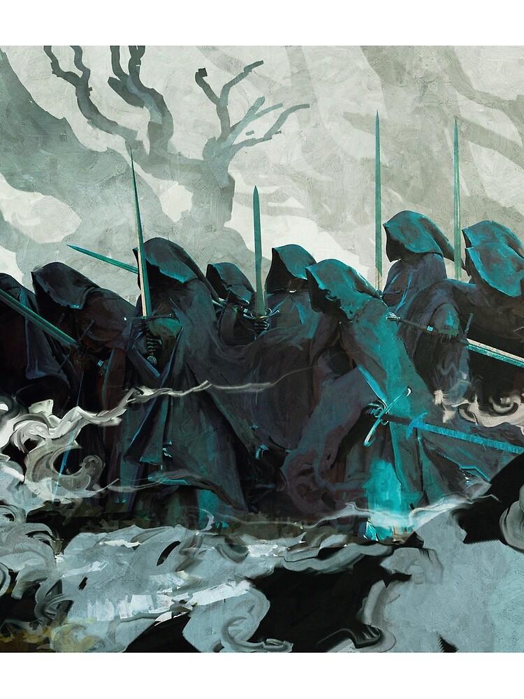 The Nine by Anatofinnstark