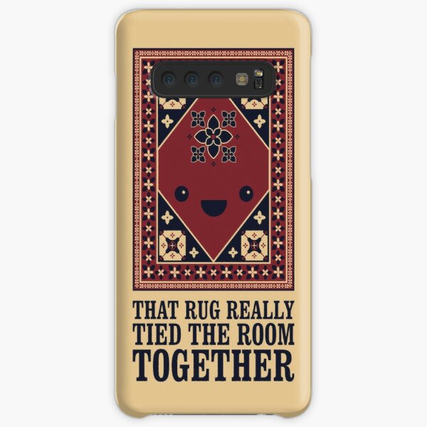The Big Lebowski - Rug - That Rug Really Tied The Room Together Samsung Galaxy Snap Case