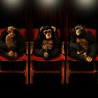 The Three Wise Monkeys by Katseyes