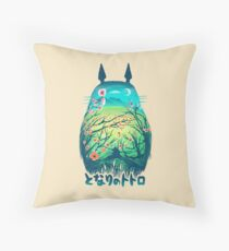 He is my Neighbor Throw Pillow