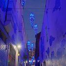 Kimber Lane, Sydney by Erik Schlogl