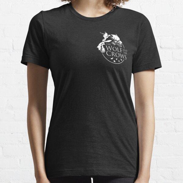 Logo in White  Essential T-Shirt