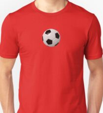Soccer Kid- Football Team T-Shirt Sticker Duvet T-Shirt