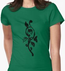 """""""Vine"""" Clothing Womens Fitted T-Shirt"""