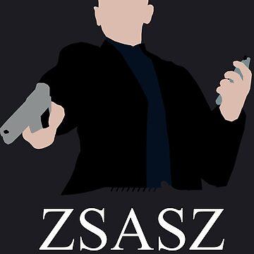 Victor Zsasz by LokiLaufeyson