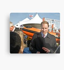 "Prince William meets ""almaalice"" Metal Print"