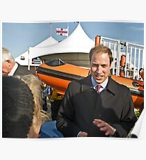 "Prince William meets ""almaalice"" Poster"
