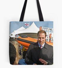 """Prince William meets """"almaalice"""" Tote Bag"""