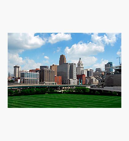 Cincinnati SkyLine 2 Photographic Print