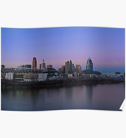 Cincinnati SkyLine 5 Poster