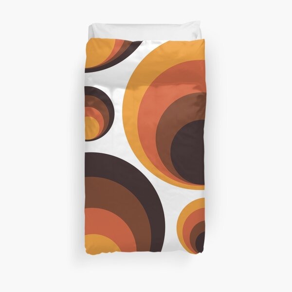 Rebirth Of The 70's No. 1 Duvet Cover
