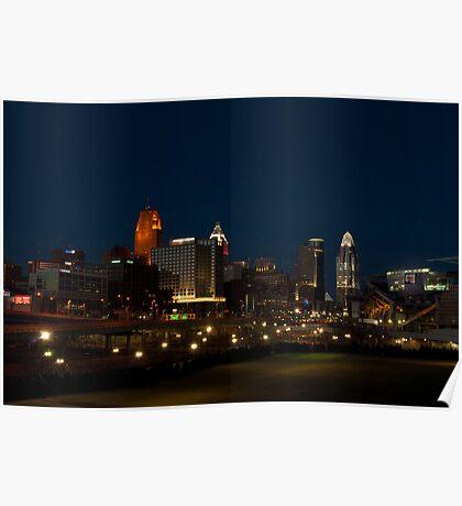 Cincinnati SkyLine 6 Poster