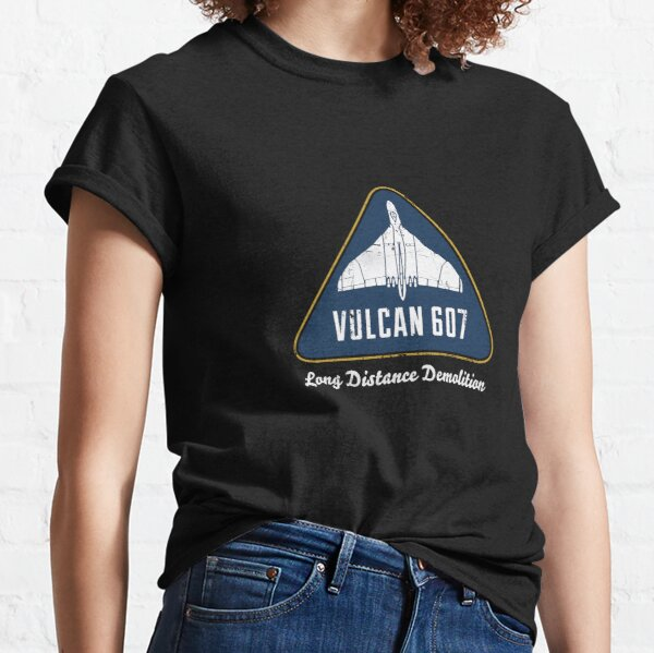 Vulcan 607 Classic T-Shirt