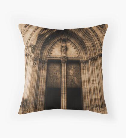Ancient Assention  Throw Pillow