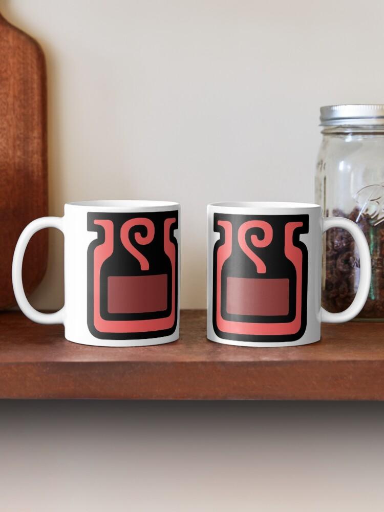 Alternate view of Monster Hunter Hot Drink Mug