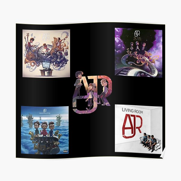 favorite band AJR Poster