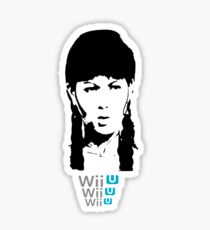 Wii U Wii U Wii U! Sticker