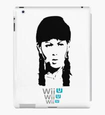 Wii U Wii U Wii U! iPad Case/Skin