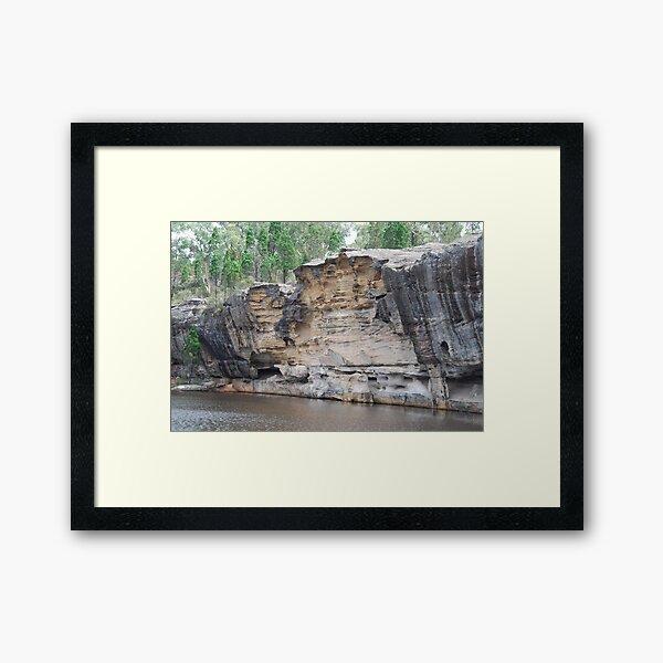 Dunns Swamp Framed Art Print