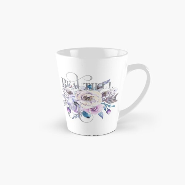 Beautiful Today – Appreciation for your friends and for yourself. Tall Mug