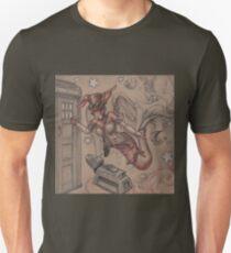ComicCon Winged Merbunny T-Shirt